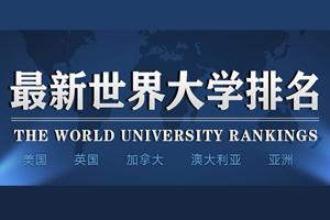 世界大学排名榜(全球大学排名)