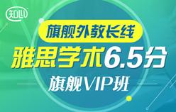 雅思全能6.5分旗舰外教VIP长线全程班
