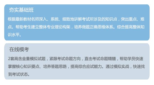 2015年中医执业医师夯实基础班