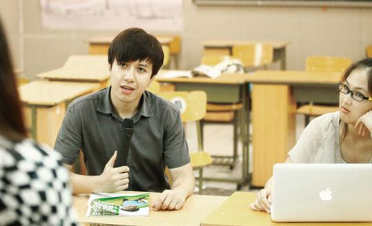 2011年 东北亚大学国会制英文辩论赛优秀评委