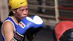 Talking Sport: M. C. Mary Kom 伦敦谈体育:女拳手: