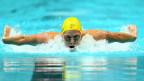 Talking Sport: Emily Seebohm 2 伦敦谈体育: 游泳