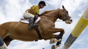 Talking Sport: Hinrich Romeike 伦敦谈体育:骑手