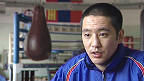 Talking Sport: Bader Uugan Enkhbatyn 伦敦谈