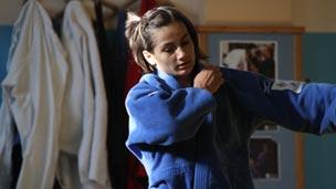 Majlinda Kelmendi 伦敦谈体育:柔道