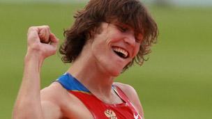 Talking Sport: Ivan Ukhov 伦敦谈体育:俄罗斯跳高运动员