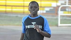 Merlin Diamond 纳米比亚短跑运动员