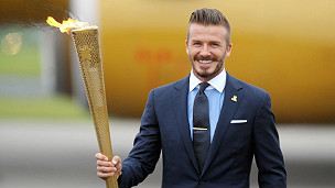 David Beckham 贝克汉姆