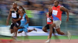 Usain Bolt 短跑运动员