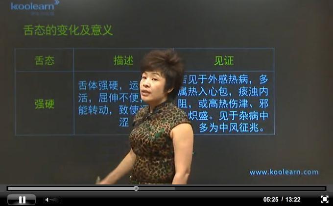 中醫執業助理醫師考試輔導:中醫診斷學之望舌